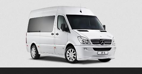 10-12 Seater Minibus