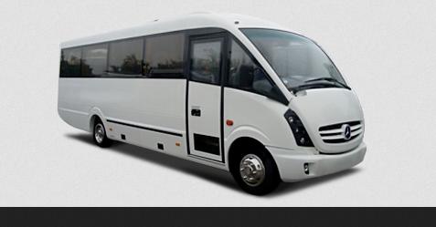 17-18 seater minibus