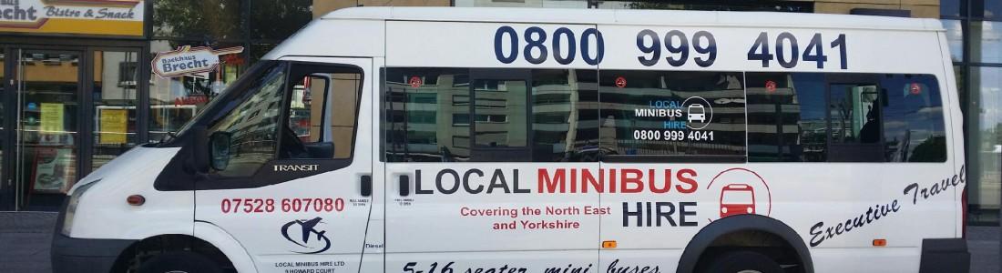 Local Minibus Hire